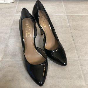 BCBG Black Heels - So Pretty!